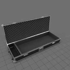 Open flight case