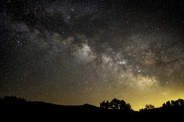 Milky Way astro photography