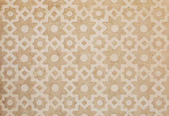 Arabic Mosaic Background