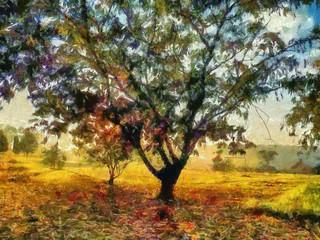 Natureza em Pintura