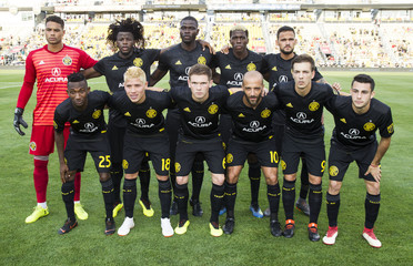 MLS: Atlanta United FC at Columbus Crew SC
