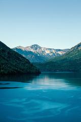 Mascardi Lake View