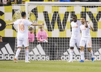 MLS: Atlanta United FC at Columbus Crew SC