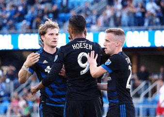 MLS: New England Revolution at San Jose Earthquakes