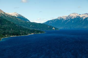 View of Lake Traful