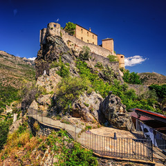 The Citadel of Corte
