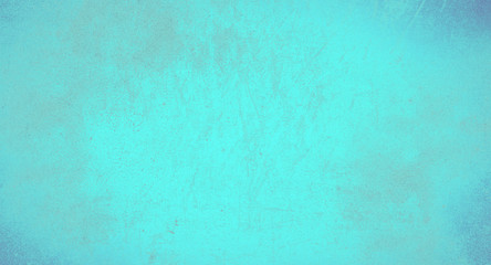 Emerald green blue abstract textured background texture to the point with spots of paint.