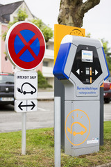 Bio Electricité des voitures en ville