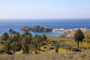 Papier Peint - mar mediterraneo playa isleta del moro almería 4M0A0650-f18