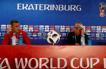 World Cup - Egypt Press Conference