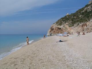 Milos Beach - Lefkada - Greece