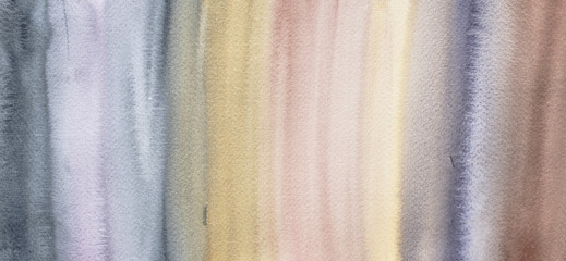 Abstract hand painted watercolor background. Colorful template. texture design for your art work