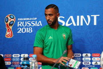 World Cup - Morocco Press Conference