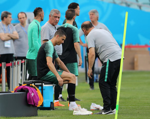 World Cup - Portugal Training
