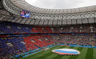 World Cup - Group A - Russia vs Saudi Arabia