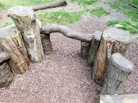 Natural Play Area, Chorleywood Common, Hertfordshire