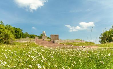 Concentration camp Buchenwald memorial Ettersberg Weimar Germany