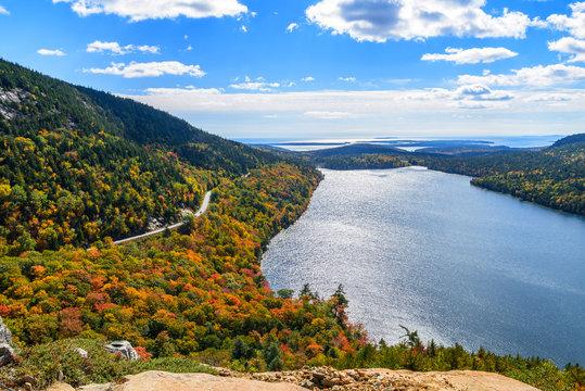 Jordan Point in Acadia