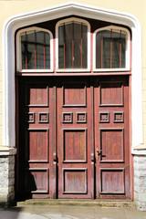 Hauseingang in Tallinn