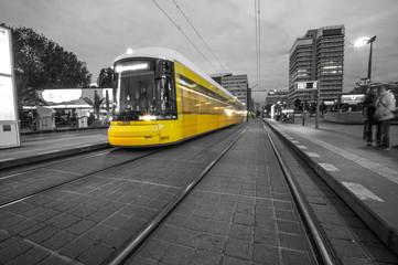Strassenbahn (Colorkey)