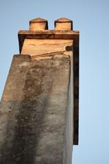 Torre en Ruinas de Jauja Tepic Nayarit México