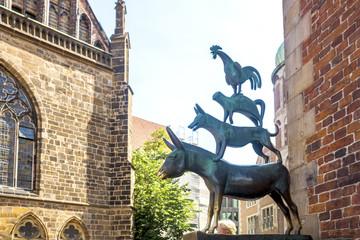 Bremen, Bremer Stadtmusikanten