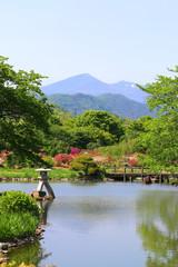 緑水苑(福島県・郡山市)