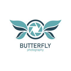 Butterfly Wings Nature Photography Symbol