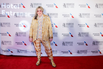 American songwriter Willis arrives for the Songwriters Hall of Fame Awards in the Manhattan borough of New York City, New York