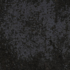 Black metal plate texture and background