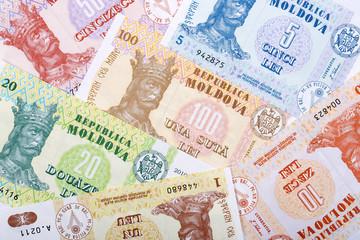 Money from Moldova, a background