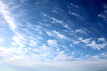 Морской горизонт,голубое небо и облака,берега Японии,гора Фудзияма