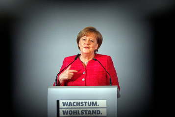 70 Years of Social Market Economy festivities with Chancellor Angela Merkel