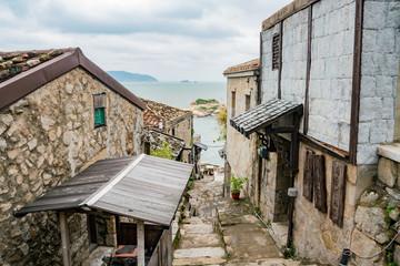 Turtle Island and Qinbi Village