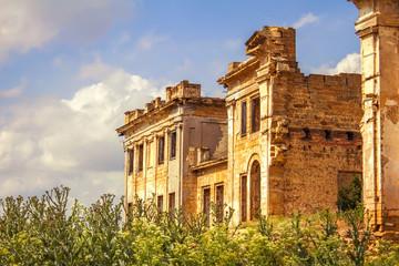 Pankeev estate in village of Vasilyevka, Odessa region
