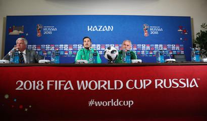 World Cup - Australia Press Conference