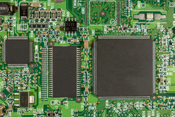 Background of chip and processor