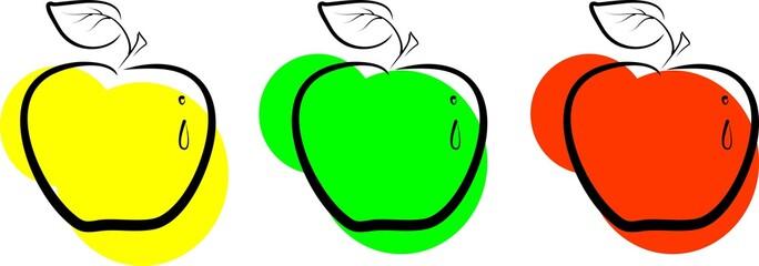 яблочный сет