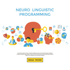 Digital vector neuro linguistic programming
