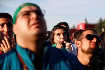 Soccer Football - World Cup - Group B - Morocco vs Iran