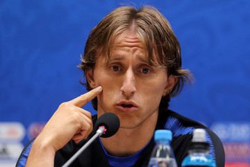 World Cup - Croatia Press Conference