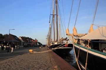 sailing ships, Kiel-Canal