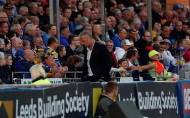 Super League - Leeds Rhinos vs St Helens