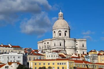 Santa Engracia, Panteao Nacional in Lissabon