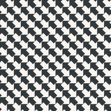 Arrow symbol seamless abstract pattern monochrome or two colors vector