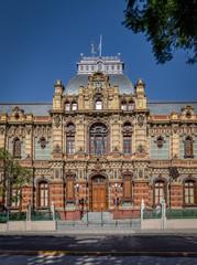 Palacio de las Aguas Corrientes , Water Company Palace - Buenos Aires, Argentina