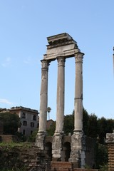 Roman remains in Rome