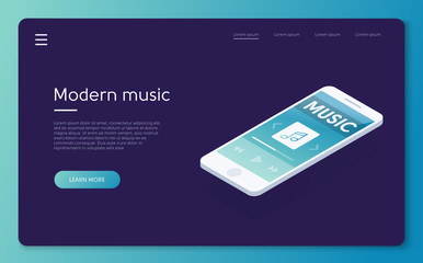 Interface Music Player