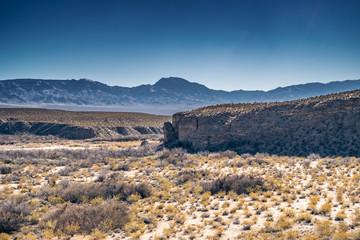 Nevada desert near Las Vegas