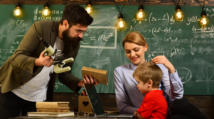 Teacher lets students know that they can depend not only on her, Teacher or tutor helps preschool child, In teachers classroom each persons ideas and opinions are valued